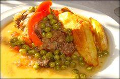"""""""Carne Gobernada"""", receta de carne guisada típica en Asturias"""
