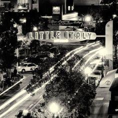 Little Italy - San Diego Magazine - August 2012 - San Diego, California