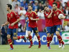 Football: Spain crush Italy to win historic Euro 2012 crown