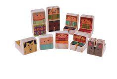 Brinquedos de madeira Kitopeq