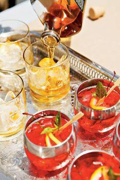Kentucky Derby Recipes: Moonshine-Cherry Blush