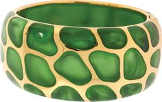 Animal Print AND Green - this is FAB!
