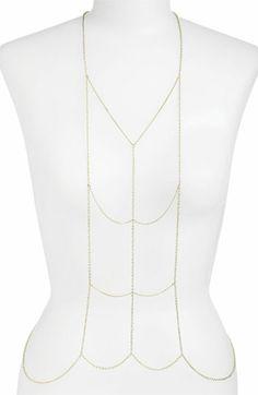 Stephan & Co. Body Chain | Nordstrom