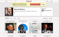 Check out the ObamArt on Barack's new Pinterest Page! Told ya folks, you're gonna wanna be on there, too http://www.telegraph.co.uk/technology/social-media/9170718/Barack-Obama-signs-up-to-Pinterest.html