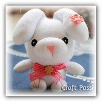 Calcetín Bunny,