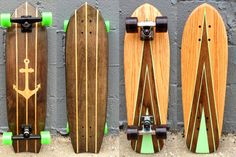 Salemtown Skateboards. Love to have one of these. Hey, I'm old, not dead! LOL