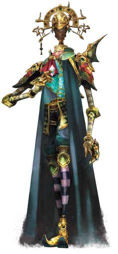 Final Fantasy Crystal Chronicles: The Crystal Bearers - character art  | #Nintendo #Wii #FinalFantasy #CrystalChronicles