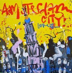 Amsterdam City Love - Selwyn Senatori 2014