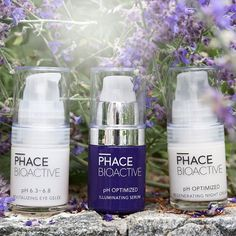 Phace Bioactive®: pH Optimized Skin Care® | Marisa Vara Arredondo