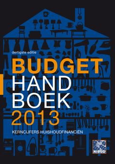 Cover voor het Budgethandboek van Nibud.