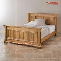 mẫu giường ngủ đẹp hiện đại