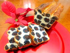 "Cozonac ""Leopard"" cu cacao | Leopárd kalács recept |Anyta Cooking"