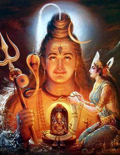 Shiva Parvati Shiva Parvati Images, Durga Images, Shiva Hindu, Shiva Art, Shiva Shakti, Hindu Deities, Rudra Shiva, Ganesha Art, Lord Shiva Hd Images