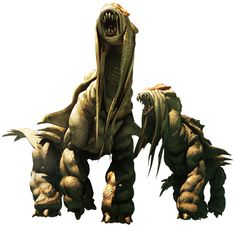 alien animal creature