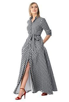 Modest Dresses, Stylish Dresses, Simple Dresses, Casual Dresses, Summer Dresses, Cotton Shirt Dress, Cotton Dresses, Indian Fashion Dresses, Fashion Outfits