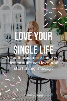 Love Your Single Life is an online course to help you design a life you love, and start living it today! Click this pin for more details! Christian Women, Christian Quotes, Got Married, Getting Married, Godly Relationship, Live Today, Single Life, Single Women, Dating Tips