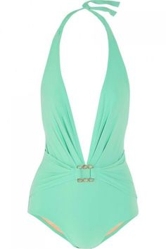 Mint Green Swimsuit #sephoracolorwash
