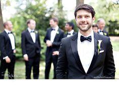 groom.#Peak lapel tux