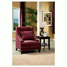 - Plum Accent Chair to Freshen Up Your Home Decor , Whether it is attracting or not, the accent chair is the first thing your guest would look at, especially this plum accent chair. Check more at http://www.designbabylon-interiors.com/plum-accent-chair-freshen-home-decor/