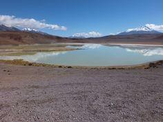 Laguna honda, Bolivia
