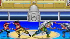 DragonBall Z Adventures Transformations and Fusions (Sprite Animation)