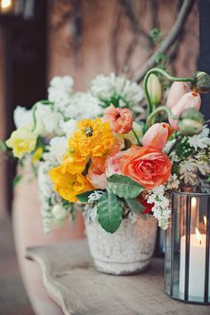 Real Wedding at The Wild Onion Ranch // Florals, Event Design, and Paper Goods by The Nouveau Romantics // Austin Wedding Planning and Event...