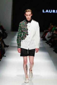#Menswear Laurence Airline #Moda hombre