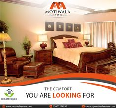 You will experience a world of divine luxury while residing in these rooms.  Project : Dream Homes Plot 2C,Lane 3,Bukhari Commercial Phase-VI, DHA Karachi. Mobile: +92-3002214930 http://motiwalaestate.com/dream-homes/  #Motiwalaestate #RealEstate #HomesForSale #DreamHomes