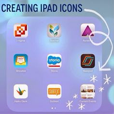How to create iPad icons