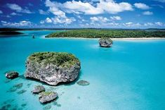 Looking for a short holiday.  Isle of Pines, New Caledonia: only a three hour flight from Sydney!