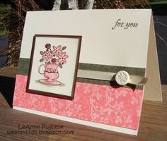 Fun using Stampin Up Fun & Fast Notes