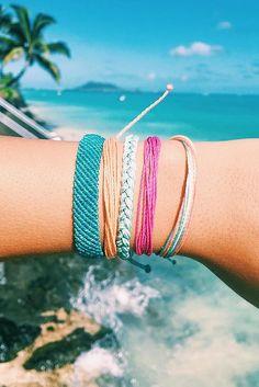 Beach Bracelets | Pura Vida Bracelets