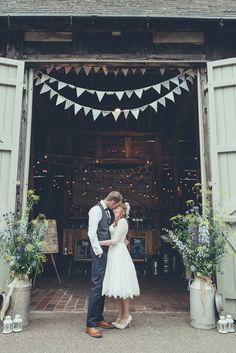 Rustic Home Made Country Barn Wedding. // Whimsical Wonderland Weddings