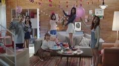 TWICE new CF by SPRIS   Hahah This is part 2  You can see TWICE crazy side   Like they work hard play hard   GOT7 & BTS are also have this talent   youtu.be/oO5dxPBfPAU  #twice #트와이스 #SPRIS #스프리스 #nayeon #jeongyeon #momo #sana #jihyo #mina #dahyun #chaeyoung #tzuyu