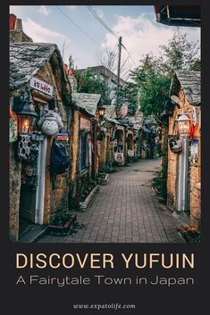 Discover the fairytale town to enjoy hot spring in Japan - Yufuin (湯布院). Read here for tips on Yufuin transportation, best things to do in Yufuin Japan, what to eat in Yufuin, Yufuin ryokan and more. #yufuin #japan #ryokan #onsen #AsiaTravel #travelguides #traveltips #JapanTravelWhatToDo