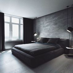 Schlafzimmer You are in the right place about new apartment decor Here we offer you the most beautiful pictures about the apartment decor themes you are looking for. When you examine the Schlafzimmer Bedroom Bed, Bedroom Furniture, Master Bedroom, Bedroom Artwork, Bedroom Interiors, Bedroom Curtains, Dream Bedroom, Girls Bedroom, Modern Bedroom Decor