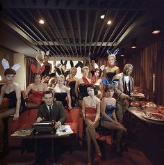 Playboy Bunnies, 1960
