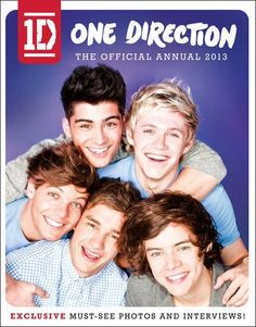 One Direction: The Official Annual 2013 (Annuals 2013) One Direction