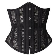b53f6f0197e Women Sexy Plus Size Breathable Corset Waist Training Double Steel Bone  Bustiers is personalized