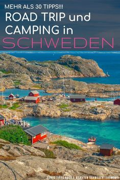 Camping in Schweden - Mehr als 30 Tipps für Deinen Road Trip 30 tips for your road trip and camping holiday in Sweden - If you want to travel for the first time by camper or caravan through Sweden thi Camping Ideas, Camping Car, Camping With Kids, Camping Hacks, Outdoor Camping, Camping Checklist, Camping Cooking, Beach Camping, Camping Activities