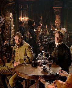Meeting Charles Stuart in the brothel