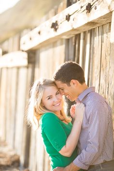 Engagement session at Ellwood Butterfly Preserve by @Plainview Vintage Valentine