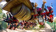 Port Aventura attraction park