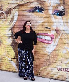 Loving this urban chic outfit from Tribal Fashion that I wore in Asheville, North Carolina
