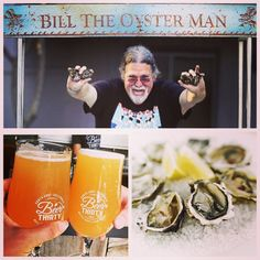 We can't very well have a Rocky Mountain Brew Grass event without oysters! Bill the Oyster Man will be here tomorrow night with a fresh selection of oysters for your eating pleasure! The evening's festivities begin at 5pm.  by @beerthirtysantacruz