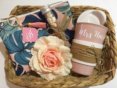 Excited to share this item from my #etsy shop: Women's End of Year Teacher's personalised gift Hamper Basket #plantsandedibles #teacherpresent #giftbasket #teachergift #endofyearteacher