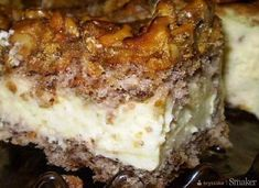 Orzechowiec - najlepszy - przepis ze Smaker.pl Cake Recipes, Snack Recipes, Dessert Recipes, Cooking Recipes, Snacks, Polish Desserts, Polish Recipes, My Favorite Food, Favorite Recipes