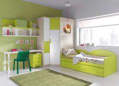Dormitorio Juvenil Moderno | 2 JUV MOD 13