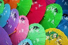 Chinese sun shades