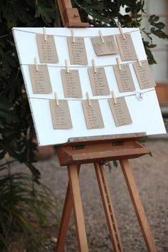 Really simple table plan
